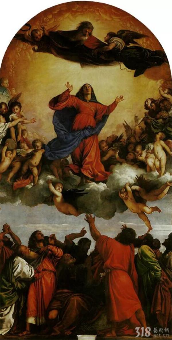 升天,圣母被提升天),根据天主教信理,是一个有关圣母玛利亚的神学观点